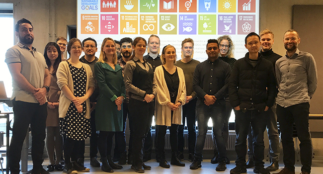 PhD researchers want stronger engagement with the UNs Sustainable Development Goals. Photo: AAU